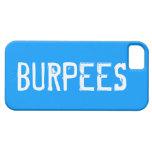 Burpees - inspiración iPhone 5 Case-Mate funda