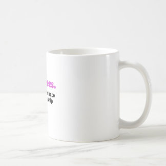 Burpees Its a Love Hate Relationship Coffee Mug