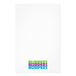 Burpees Papeleria De Diseño