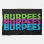 Burpees Toalla