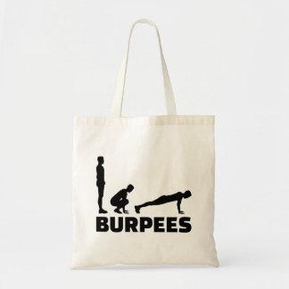 Burpees Tote Bag