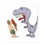 Burping Dinosaur Postcards