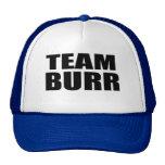 BURR 2010 TRUCKER HAT