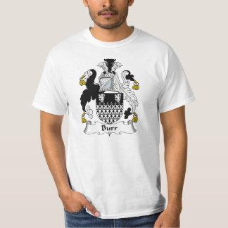 Burr Family Crest T Shirt