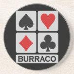 Burraco coaster