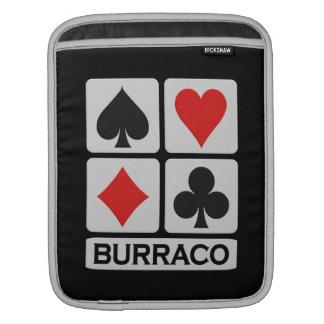 Burraco Player custom laptop / iPad sleeve
