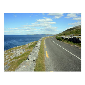 Burren Road Postcard