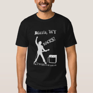 Burris, WY T-Shirt