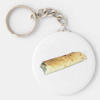 burrito 1 llavero redondo tipo pin