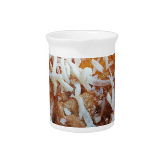 Burrito Cheese Funny Food Background Pitchers