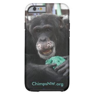 Burrito Chimpanzee Seahawks iPhone cell phone case