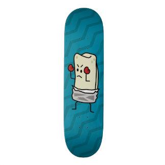 Burrito Fighter Skateboard Deck