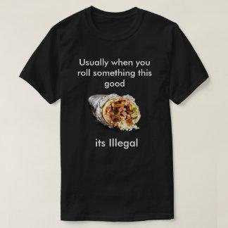 Burrito shirt
