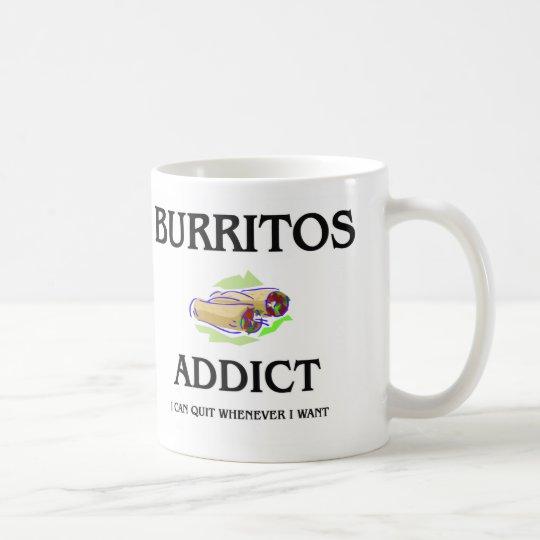 Burritos Addict Coffee Mug