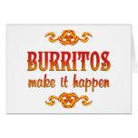 Burritos Card