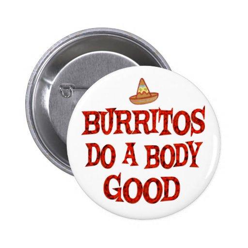 Burritos Do Good Button