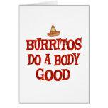 Burritos Do Good Card