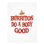 Burritos Do Good Invite