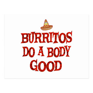 Burritos Do Good Postcard