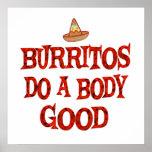 Burritos Do Good Posters