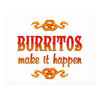 Burritos Postales