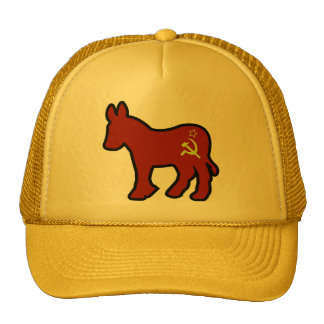 Burro comunista gorras