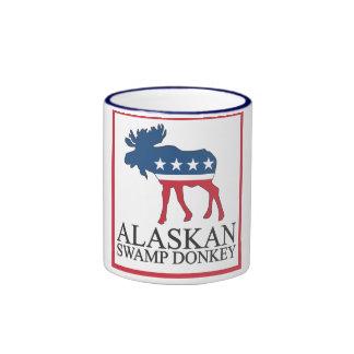Burro de Alaska del pantano Taza
