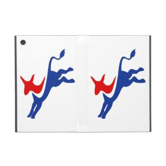 Burro de Demócrata iPad Mini Cárcasa