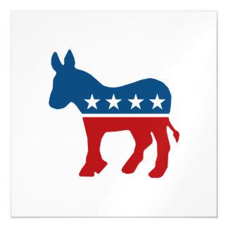Burro de Demócrata