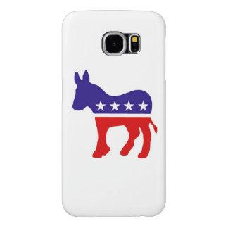 Burro del logotipo de Demócrata