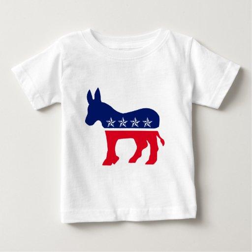Burro Democratic Playeras