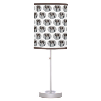 Burro Frenzy Lamp