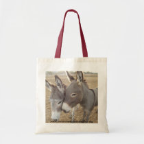 Burro Love Tote Bag