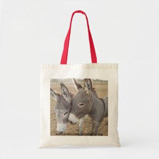 Burro Love Tote Bag