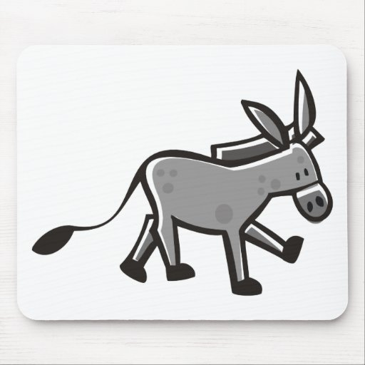 Burro Mouse Pads