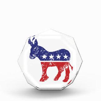 Burro original de Demócrata apenado