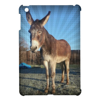 Burro soñoliento iPad mini carcasas