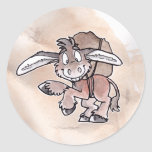 Burro Stickers