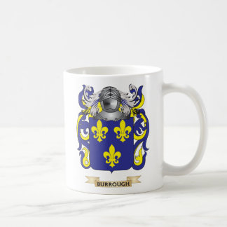 Burrough Coat of Arms (Family Crest) Coffee Mugs