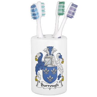 Burrough Family Crest Bath Accessory Set