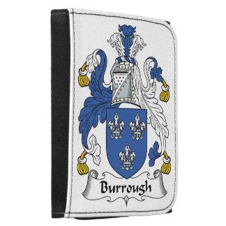 Burrough Family Crest Wallet