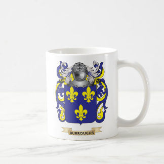 Burroughs Coat of Arms (Family Crest) Mugs