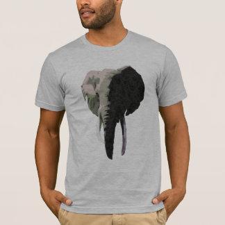 Burroughs Stylilzed Elephant - Unisex T-Shirt
