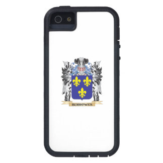 Burrowes Coat of Arms - Family Crest Cover For iPhone 5