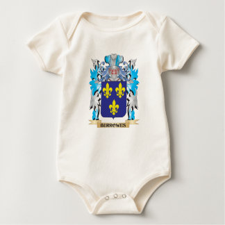 Burrowes Coat of Arms Baby Bodysuit