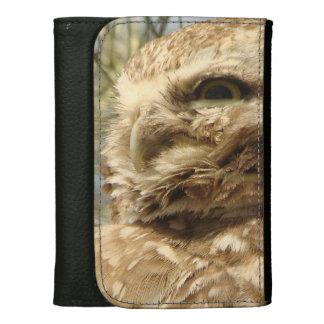 Burrowing Owl Baby Bird Wildlife Animal Women's Wallet