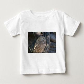 Burrowing Owl Baby T-Shirt