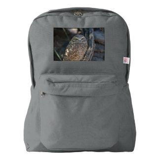 Burrowing Owl Backpack