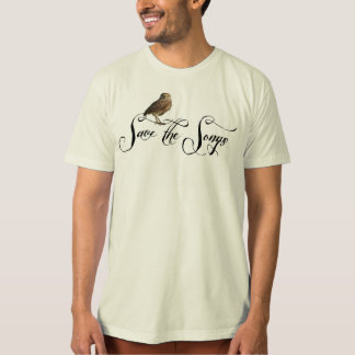 Burrowing Owl, Central Flyway Shirts