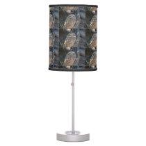 Burrowing Owl Desk Lamp